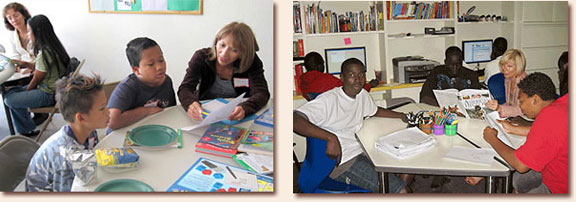 photo of tutoring classes